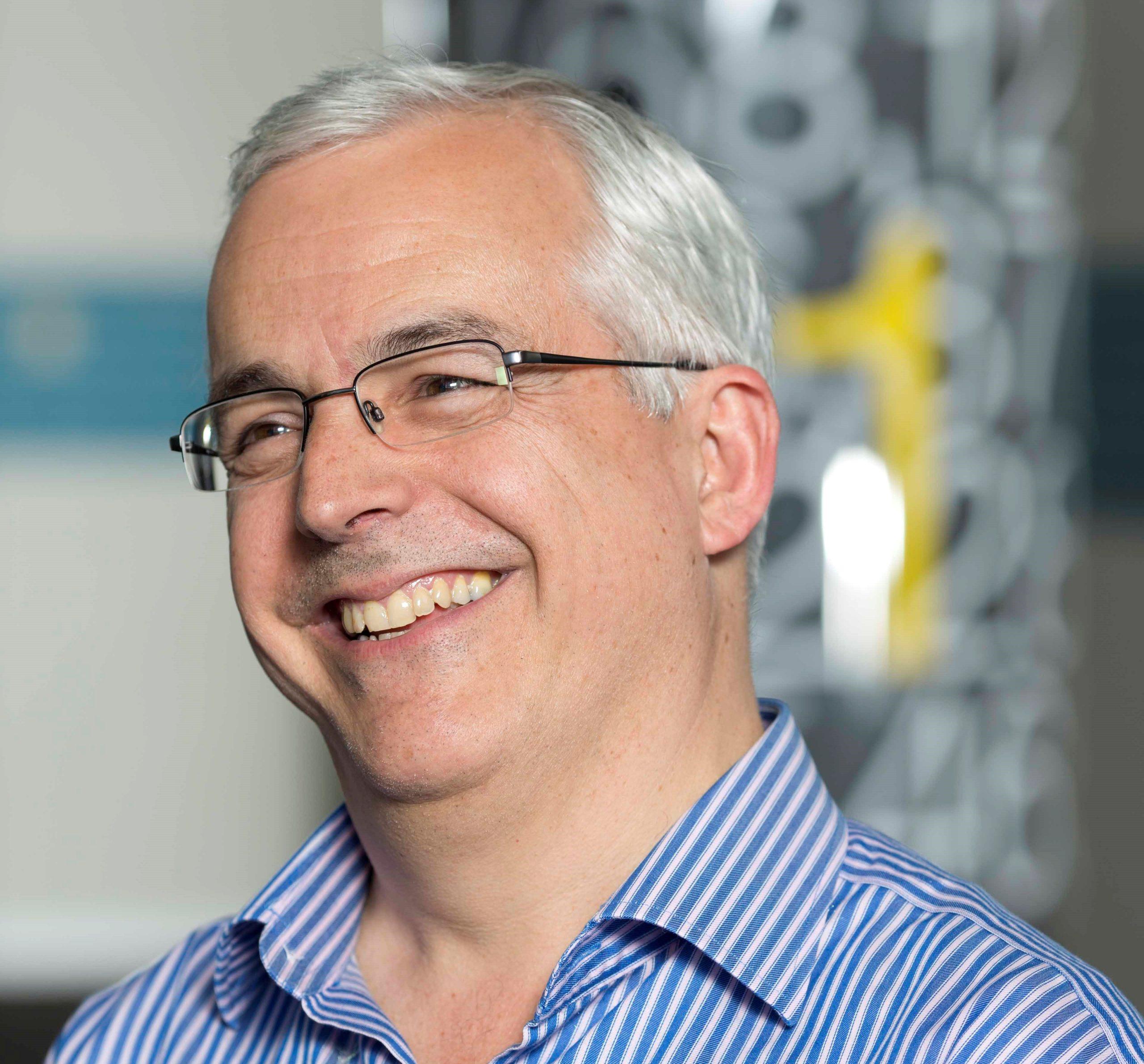 Image of Colin Jevons