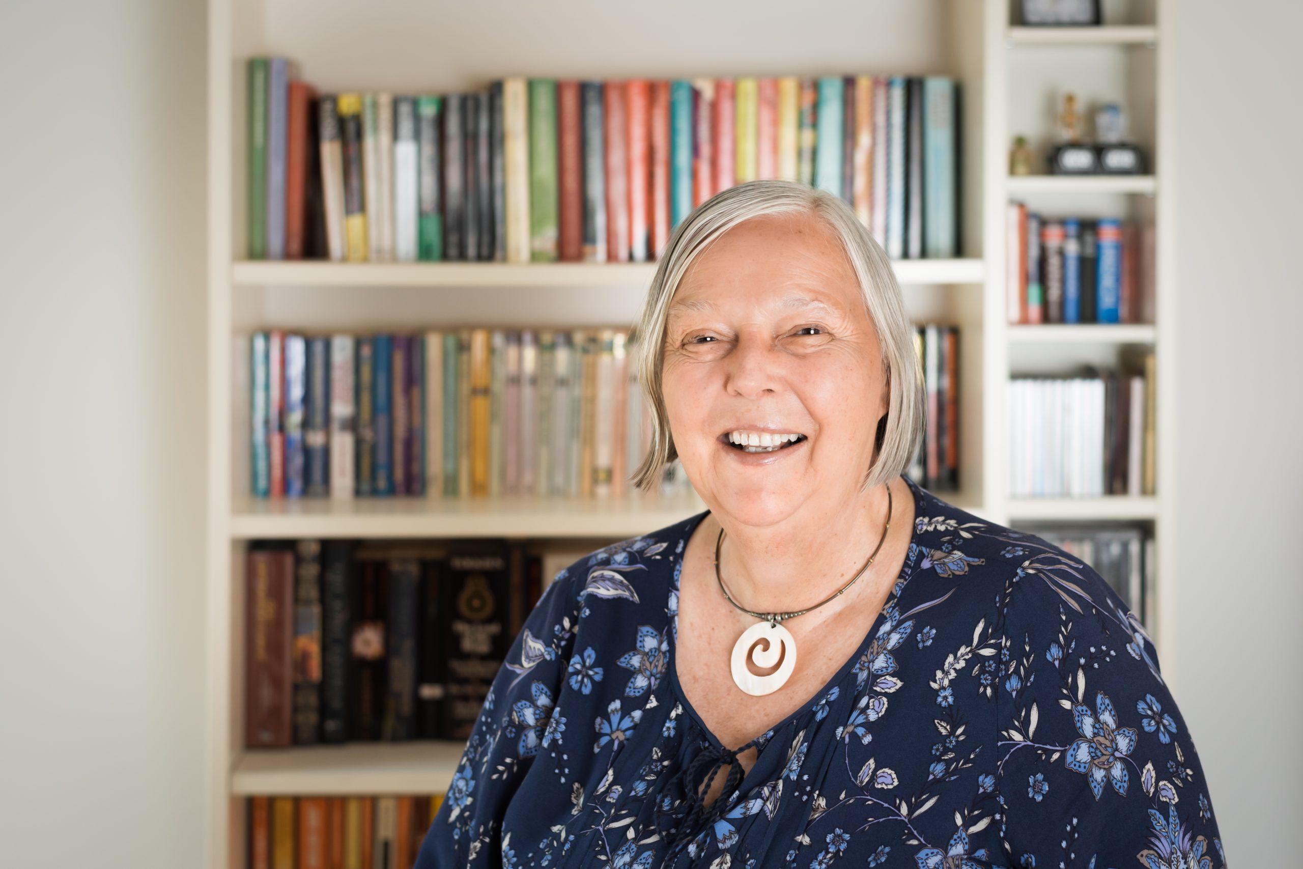 Photo of Dr Elizabeth Flann DE